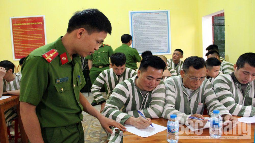 Trại Tạm giam Công an tỉnh Bắc Giang: Gieo mầm hướng thiện